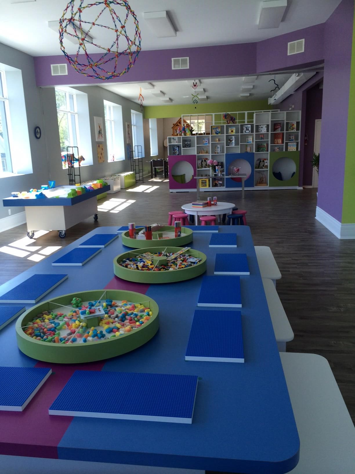 PlayLoft Facilities